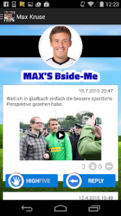 Max Kruse - screenshot