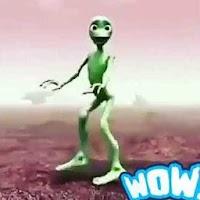 The green alien dance on PC / Windows 7.8.10 & MAC
