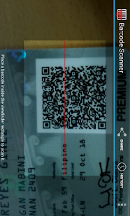 POSTAL ID Verification App - screenshot