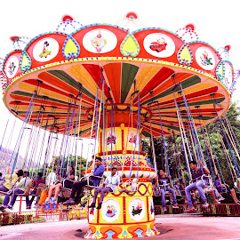 Accoland by SANGEETA MENA  - City,  Street & Park  Amusement Parks