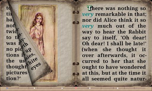 AlReader -any text book reader screenshot 7