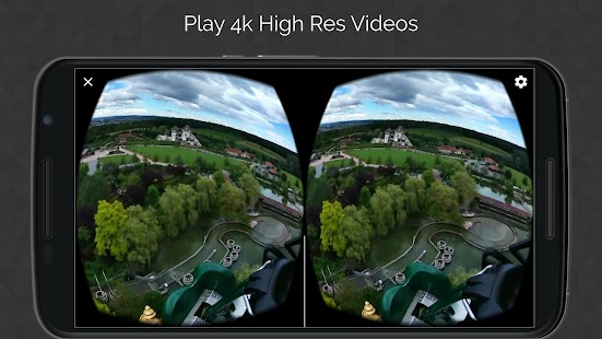 VR Video Player : Lightest VR player in the market Screenshot