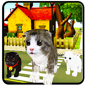 Free Download Kitten Cat Craft-Cat Vs Dog APK for Samsung