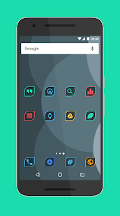 Folium - Icon Pack- screenshot thumbnail