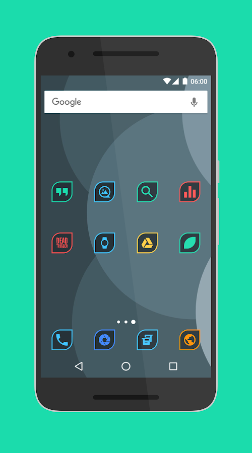 Folium - Icon Pack Screenshot 0
