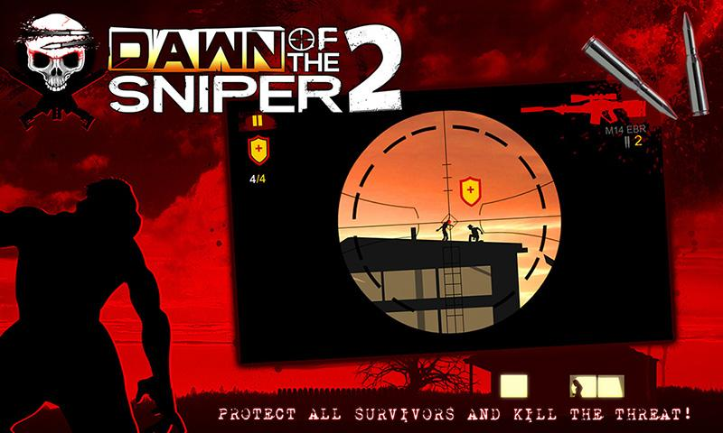 Dawn Of The Sniper 2 Screenshot 0