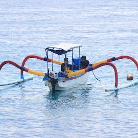 Perahu-Boats by Madiha Achmad - Transportation Boats ( beaches, diver, ship, canoe, sea, ocean, beach, seascape, transportation, boat,  )