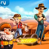 Download Full Goldrush:Westward Peril Hay!  APK
