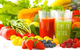 Detox cơ thể bằng các loại thực phẩm có sẵn trong nhà