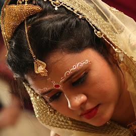 by Vikram Gautam - Wedding Bride