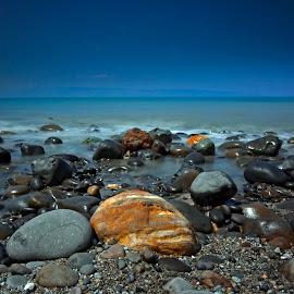 rocks by Yadi Setiadi - Landscapes Beaches