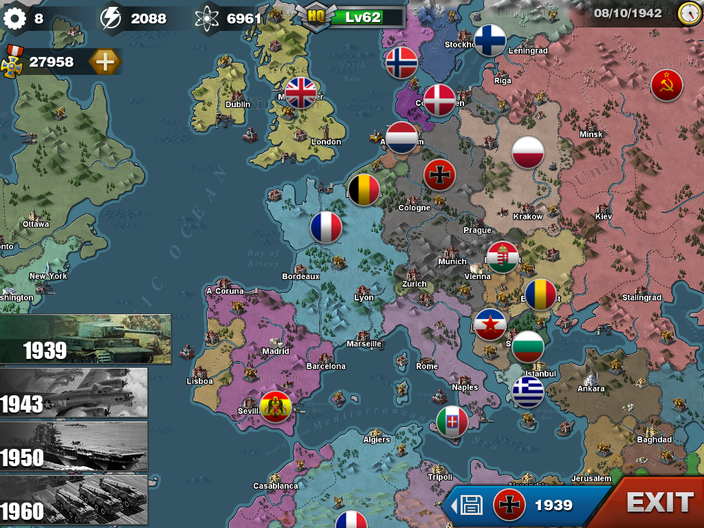 World Conqueror 3 Screenshot 7