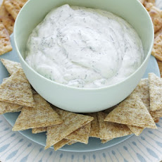 Ranch Cucumber Dill Dip