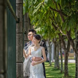 Love Together by Cp Derrick - Wedding Bride & Groom