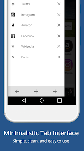FastPage Browser - Schnell, Private Web Suche android apps download