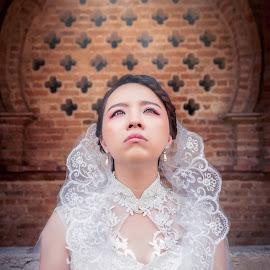 by JO Leong - Wedding Bride