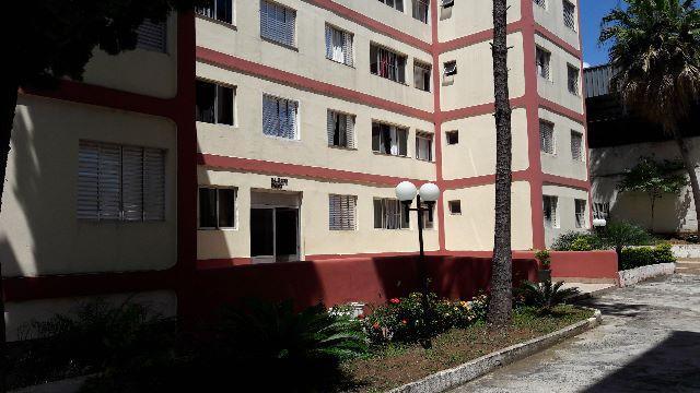 Apartamento Padrão à venda, Vila Domitila, São Paulo
