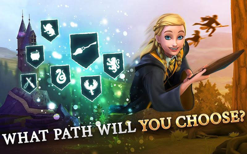 Harry Potter: Hogwarts Mystery Screenshot 14