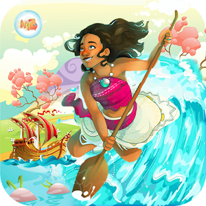 Princess Mwana Adventure 2 for PC-Windows 7,8,10 and Mac