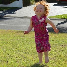 Fun in the sun by Kirsten Evans - Babies & Children Children Candids