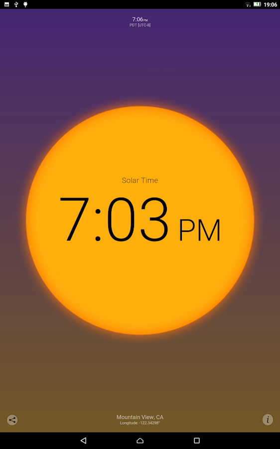 Solar Time Screenshot 5