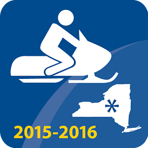 Snowmobiling NY State 2015