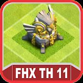 APK App Fhx COC TH 11 Latest for iOS
