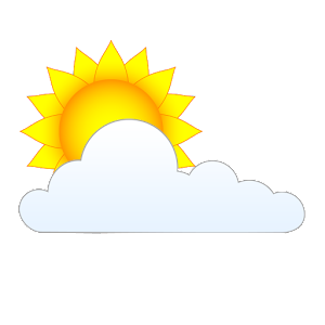 Sun and Clouds Free Live Wallpaper For PC (Windows & MAC)