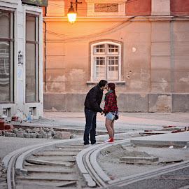 by Marchevca Bogdan - City,  Street & Park  Street Scenes