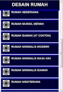 App Desain Rumah Idaman apk for kindle fire