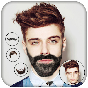 Download Man Photo Editor : Man Hair Style,Mustache,Suit for PC