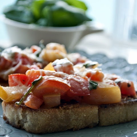 Tomato Bruschetta – A Simple and Cost Effective Appetizer