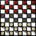 3D Checkers Game APK for Bluestacks