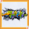 Download How to Draw Graffiti Advanced APK on PC