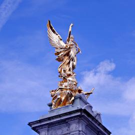 Victoria Memorial by Deborah Russenberger - Buildings & Architecture Statues & Monuments