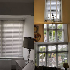 Roller Blinds by Impress Blinds - Buildings & Architecture Homes ( interior, window blinds, curtain and blinds, home decor, home improvement )