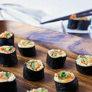 Honey Roll Sushi Recipes