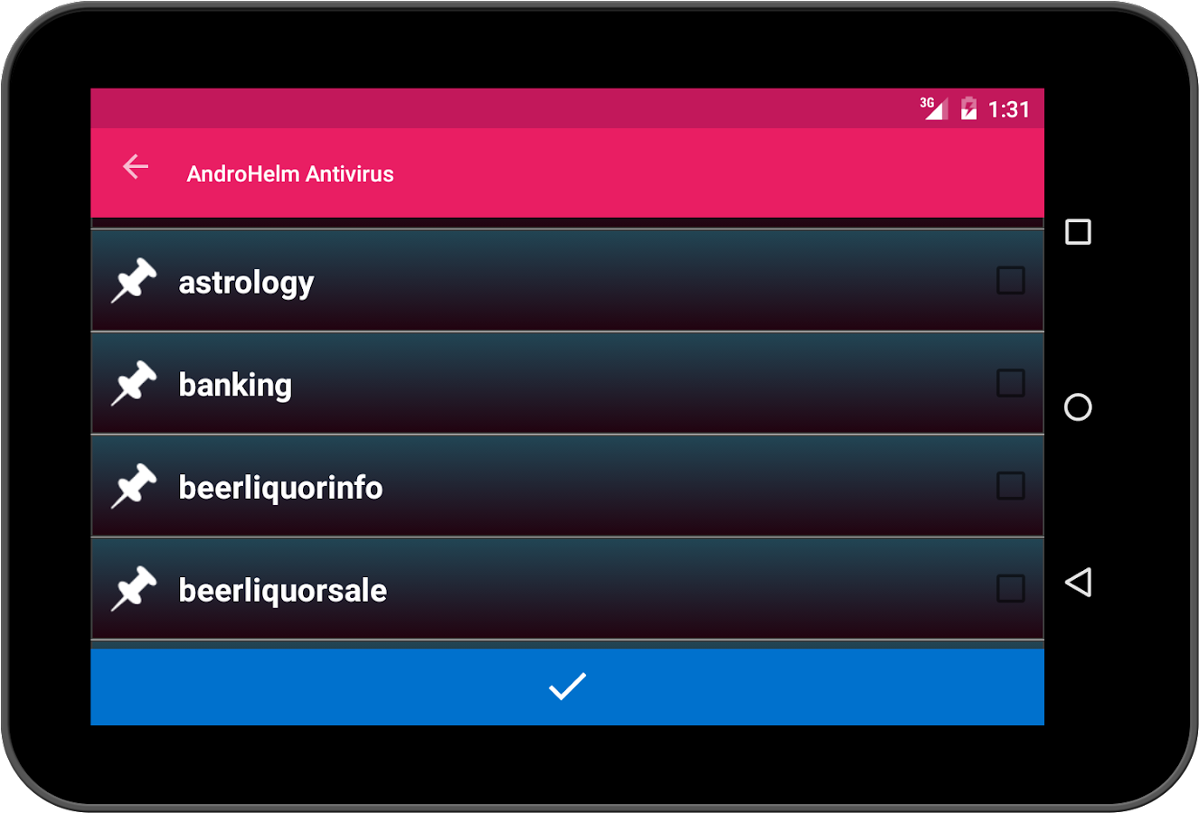AntiVirus Android Security Screenshot 14