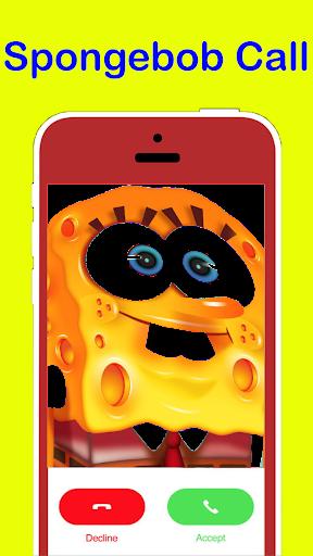 Call Simulator For Spongebob