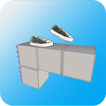 Running Shoes Challenge Icon