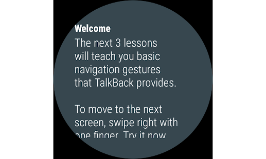 App Google TalkBack APK for Kindle