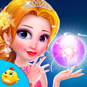 Cover art Magical Princess Makeover