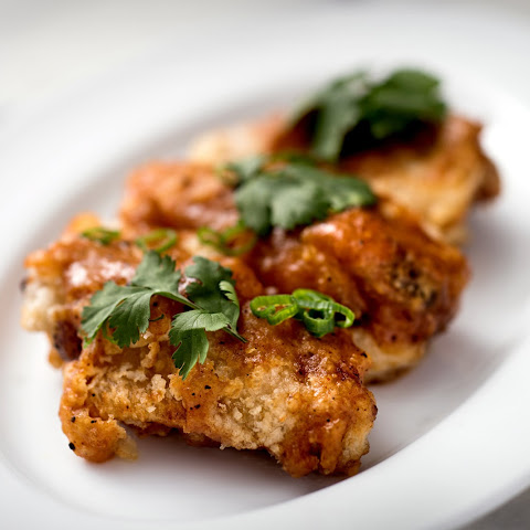 Spicy Chinese Mustard Chicken Wings