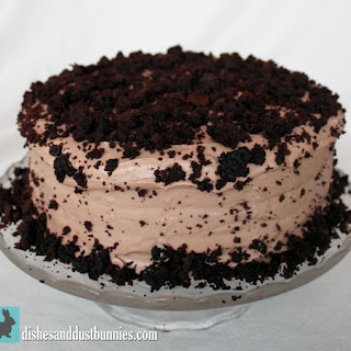 Absolutely Sinful Chocolate Brownie Cake