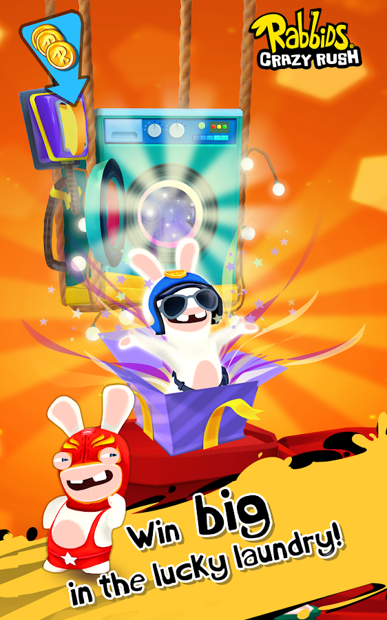 Rabbids Crazy Rush Screenshot 9
