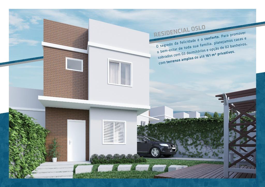 Casa residencial à venda, Thomaz Coelho, Araucária.