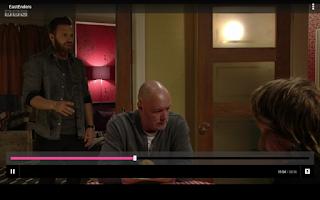 Screenshot of BBC iPlayer