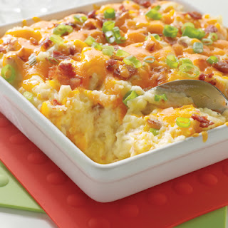 Potato Casserole Evaporated Milk Cheese Recipes