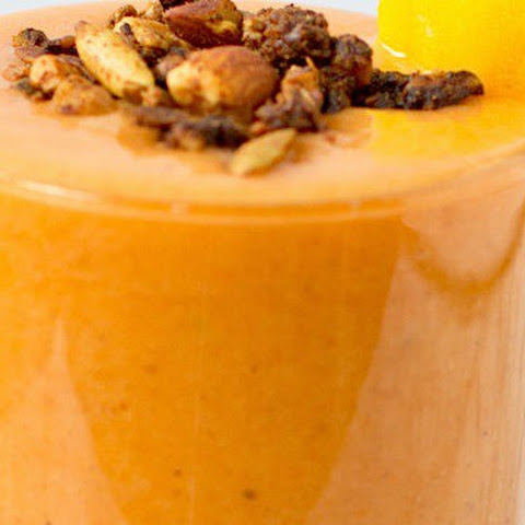 Powerful Carrot Smoothie