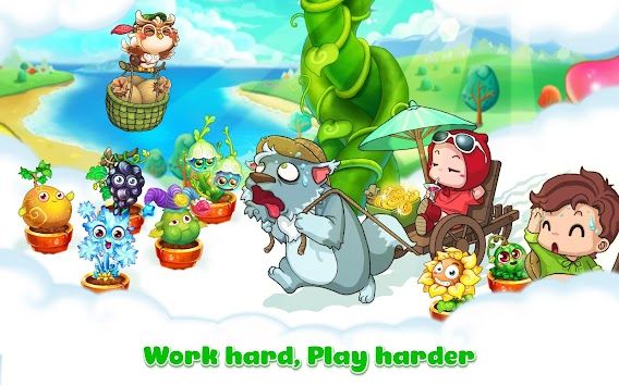 Sky Garden: Farm In Paradise APK screenshot thumbnail 14